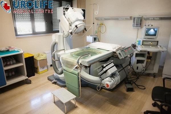 Ureteroscopy cost in Delhi